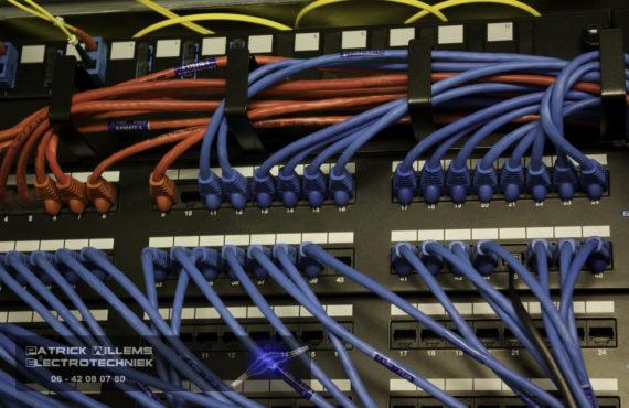 Elektriciteitsinstallatie door Patrick Willems Elektrotechniek