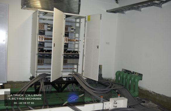 Patrick Willems Elektrotechniek voor uw elektriciteitsinstallaties