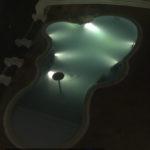 Laat uw zwembad sfeervol verlichten door Patrick Willems Elektrotechniek