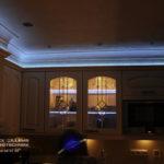 Wij kunnen ook ledverlichting in uw keuken installeren