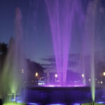 Maak een bijzonder spektakel van uw fontein door middel van led-verlichting