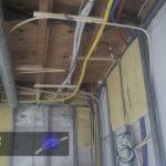 Patrick Willems Elektrotechniek werkt uw elektriciteitskabels netjes weg